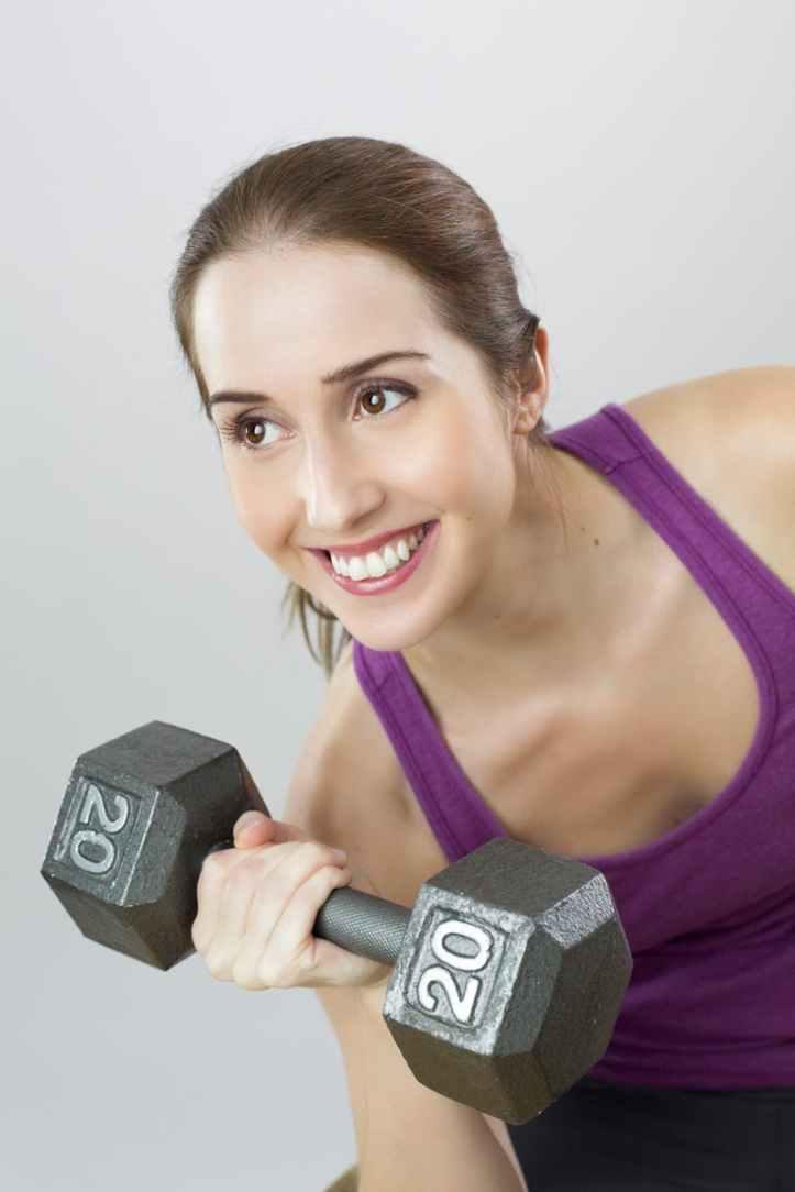 woman girl sport exercise